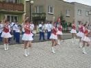 Dychovka a mažoretky z Maďarska_8.6.08