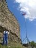 Oprava Kapušianskeho hradu