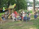 Otvorenie detského ihriska v parku - 2007