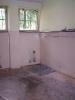 Rekonštrukcia telocvične - šatne, WC