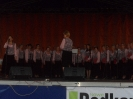 Vystúpenie speváckej skupiny Kapušianske richtaroše a cirkevného zboru Aleluja počas Jezuitského festivalu rodiny v poľskej Starej Vsi 5.8.2012