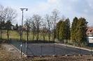 Zrekonštruované ihrisko v parku